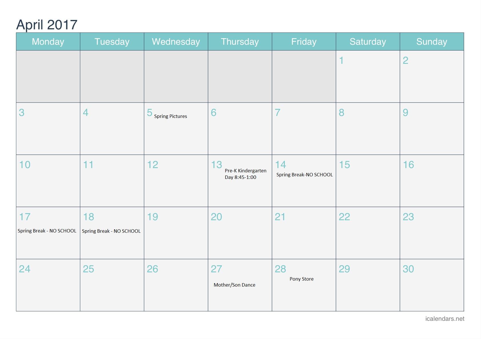 Calendar Kannada Pdf : South fork school district calendar elementary